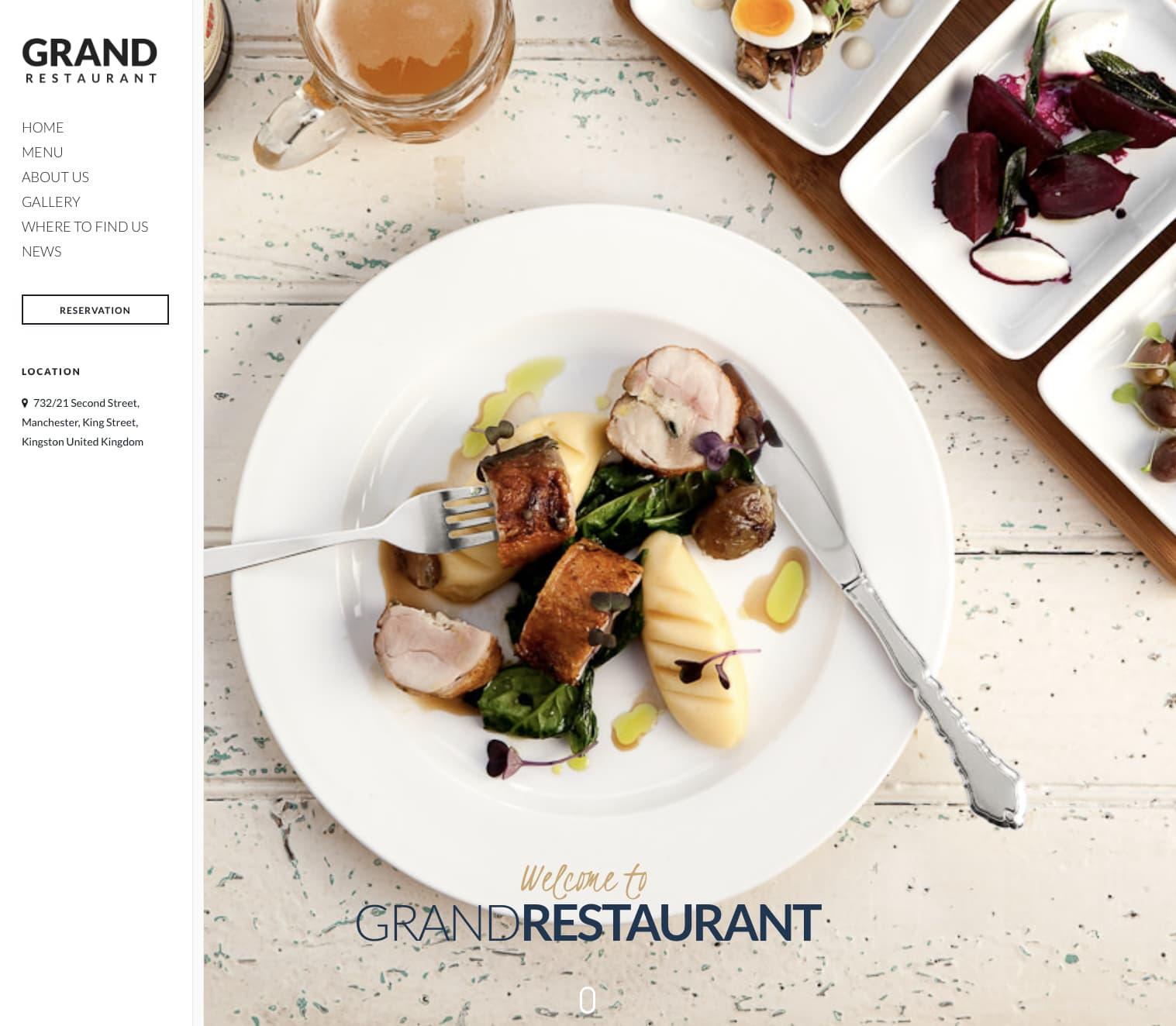 Site-internet-Restaurant