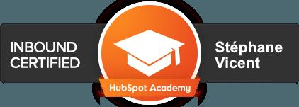 hubspot academy inbound certification